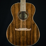 Fender 2019 Limited Edition FA-235E Concert Acoustic Guitar, Striped Ebony Top 0971252093