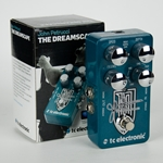 TC electronics Used TC Electronics John Petrucci Dreamscape Multi-Effect Pedal w/ box UEP134