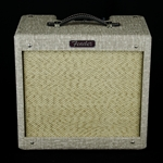 Fender Pro Jr IV All Tube Amp, Fawn Covering, Cane Grill 2231300971