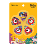 D'addario D'Addario Yellow Submarine 50th Anniversary Medium Gauge Guitar Picks 1CWH4-10B7