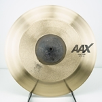"Sabian 16"" AAX FREQ Crash Cymbal Pasic Demo 216XFC"