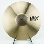 "Sabian 16"" HHX Medium Crash Cymbal Pasic Demo 11608XMN"