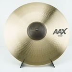 "Sabian 18"" AAX Thin Crash Cymbal Pasic Demo 21806XC"
