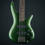 Used Ibanez SR300E Bass in Metallic Green USR300