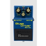 Special edition Waza Craft Boss Blues Driver Pedal BD-2W