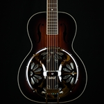 Gretsch G9220 Bobtail Round-Neck Mahogany Body Spider Cone Resonator Guitar  2716013503