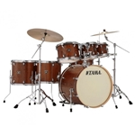 Tama Superstar Classic 7pc Shell Pack w/ 22 Bass Drum - Exotic Lacebark Pine, Limited Edition CL72SPTWP