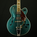 Gretsch G2420T Streamliner Hollow Body with Bigsby, Broad'Tron BT-2S Pickups, Laurel Fingerboard, Gunmetal 2804600568