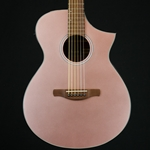 Ibanez AEWC10, Rose Gold High Gloss Finish Acoustic Guitar AEWC10RGM