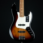 Fender Player Jazz Bass, Pau Ferro Fingerboard, 3-Color Sunburst  0149903500