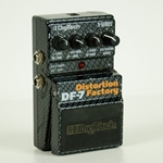Used Digitech DF-7 Distortion Factory Pedal UDF7
