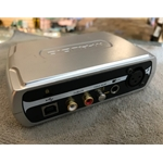 Used M-Audio Fasttrack USB interface UMAFT