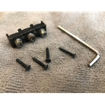 Used Fender System One Locking Nut - black UFLOK