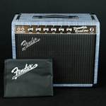 2020 Fender Limited Edition Princeton Reverb, Celestion Alnico Blue, Chilewich Denim 2172000642