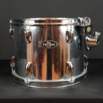 Used Pearl Vision Birch 13x10 tom tom - Chrome Wrap with I.S.S. Suspesion Mount UPVB13X10