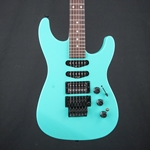 Fender Limited Edition HM Strat, Rosewood Fingerboard, Ice Blue, Gig Bag 0251700377