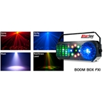 American Dj American DJ ADJ Boom Box FX1 3 in 1 Part Light BOO100