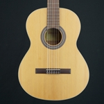 Alhambra 1 OP 6 String Classical Guitar, Right, Solid Red Cedar 1OP