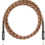 Fender 10' INST CABLE, RAINBOW 0990910299