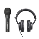 Audio Technica AT-EDU25 education pack - Includes: AT2005USB & ATH-M20x