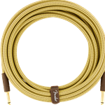 Fender 10' Tweed instrument cable 0990820089