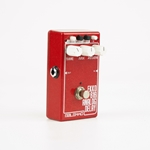 Used Ekko 616 Analog Delay Pedal, Red ISS17271
