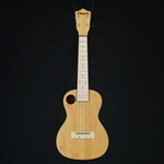 Amahi Bamboo Top, Back & Sides, Offset & Side Sound Hole Ukulele NF335C