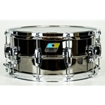 "Ludwig LB417B Brass Shell 6.5"" X 14"" BLACK BEAUTY - B Stock"