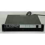 Used Crown Com tech 400 Power Amp UCOMTECH400