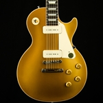 2019 Gibson Les Paul Standard '50s P-90 Electric Guitar Gold Top, Hard Case UGLPP90