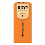 Rico Bb Clarinet Reeds - sold as singles RCA25