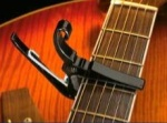Kyser quick-change Capo - avaialable in various sizes. KG6