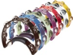 "Rhythm Tech 10"" Tambourine  with nickel jingles RT10_"