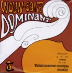Thomastik Thomastic Dominant Violin Strings w/loop E 135MS
