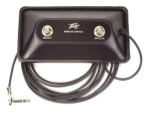 Peavey 2 button footswitch 03022910