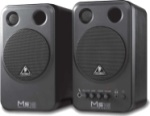 Behringer MS-16 Studio  Monitor Speakers (pair) MS16