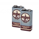 Danelectro 9 volt battery - 2 pack SF9V