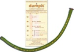 Dampit humidifier for Mandolin
