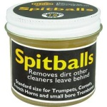 Herco Spitballs - Cleaning Discs for Brass HE185