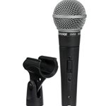 Shure SM58 Mic with on/off switch SM58S