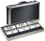 Stagg Mid Size Effects Pedal Case UPC500