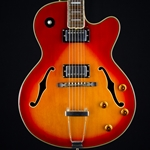 Epiphone Joe Pass Emperor II Hollowbody Electric w/ case UEG59