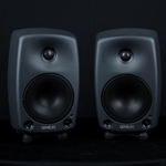 2005 Genelec 8030A Studio Monitors PAIR, Shipping Boxes UENC7
