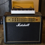 "Used Marshall AVT275 Valvestate 200 2 12"" Electric Guitar Amp UGA43"