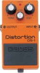 Boss DS-1 Distortion Pedal DS1