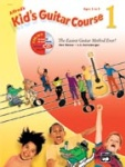 Alfred's Kid's Guitar Course 1 Book & CD