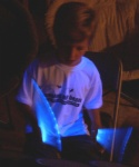 Firestix - light up drum sticks FX12