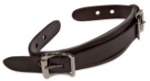 Just in case Leather emergency Handle (brown or black) CP6