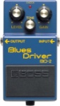 Boss BD-2 Blues Driver Overdrive Pedal BD2