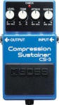 Boss BOSS CS-3 Compression Sustainer Pedal CS3